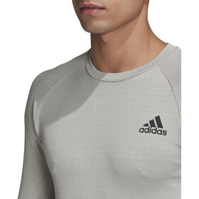 adidas Adi Runner Longsleeve Shirt Heren, grijs